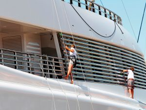 Gemi ve Yat Temizliği